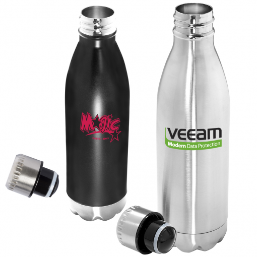 17 Oz. Vacuum Insulated Bottle