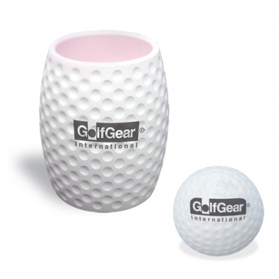 Golf Ball in Can Holder Combo