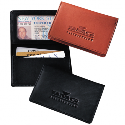 Jersey ID Card Case