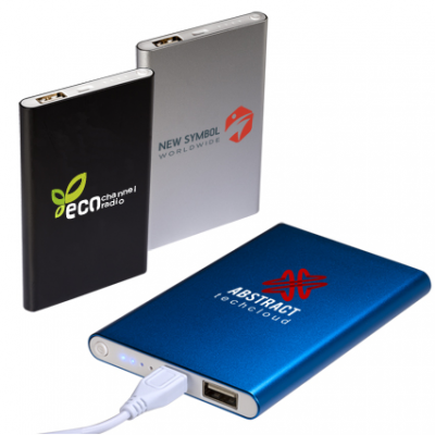 Metallic Luster Power Bank