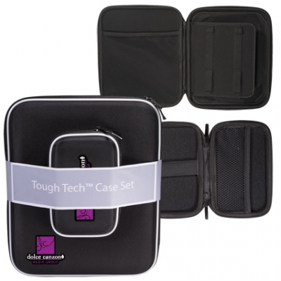Prime Line® Exclusive Tough Tech™ Two Case Set