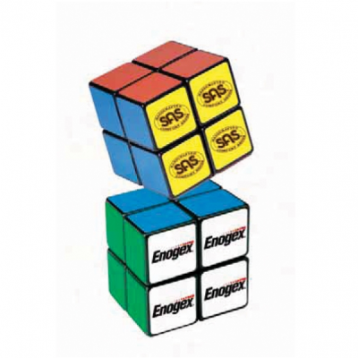 Rubik's® 4 Panel Mini Stock Cube