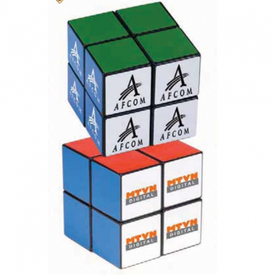 Rubik's® 4-Panel Full Size Stock Cube