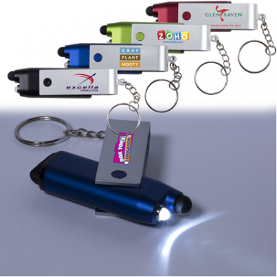 Stylus Keychain Light