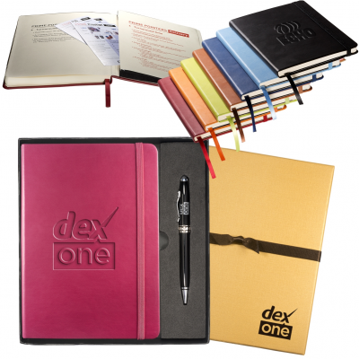 Tuscany™ Journal & Executive Stylus Pen Set