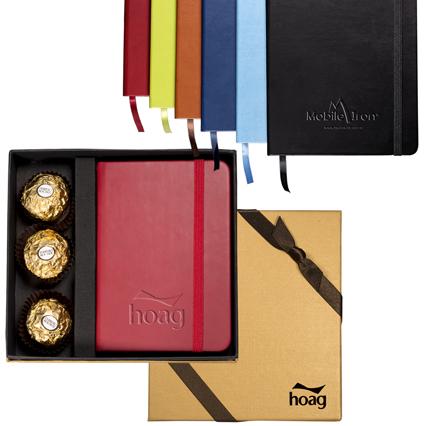 Tuscany™ Junior Journal & Ferrero Rocher® Chocolate Gift Set
