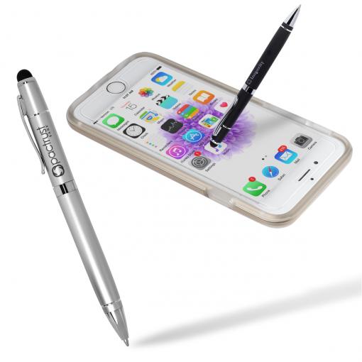 Matte Metal Touch Screen Stylus Pen