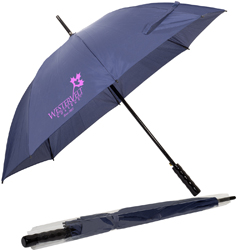 SourceAbroad® Wooden Handle Umbrella