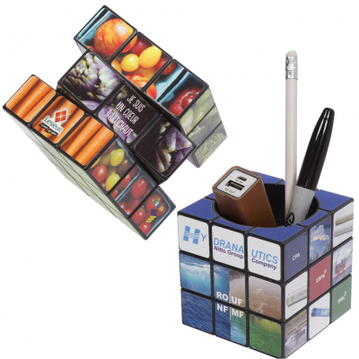 Rubik's® Pen Pot