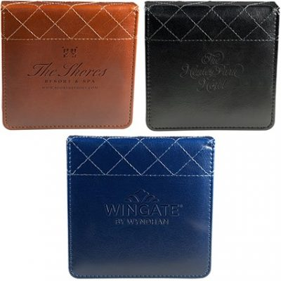 Venezia™ Quilted Edge Memo Pad Set