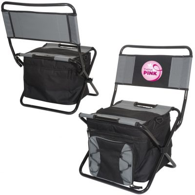 Folding Cooler Chair/Stool