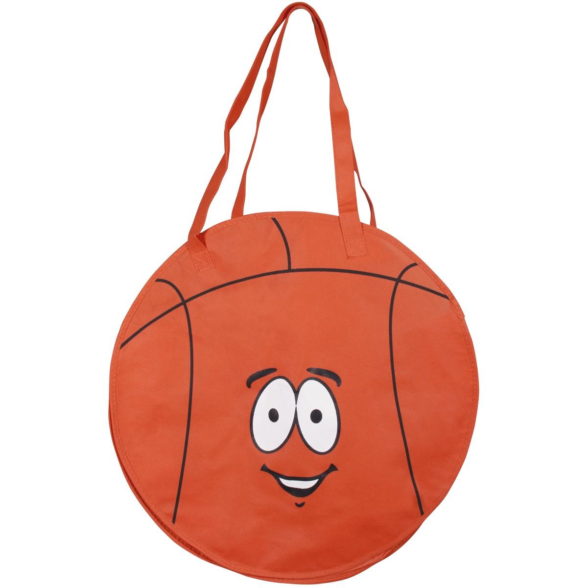 Rallytotes Basketball Tote Bag