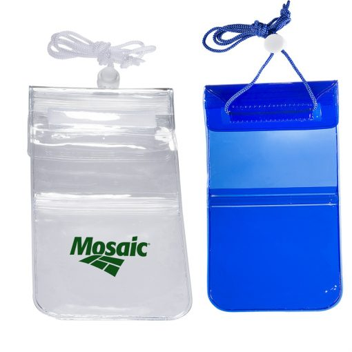Water-Resistant Pouch w/Extra Pocket