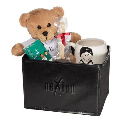 Doctor/Nurse Mug & Tissue w/Teddy Bear & Hot Cocoa Set