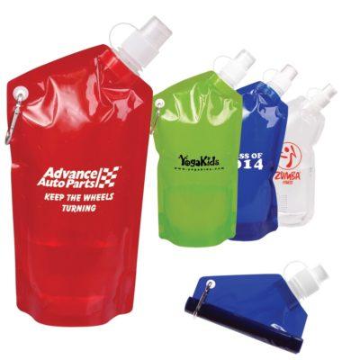 20 Oz. Smushy Flexible Water Bottle
