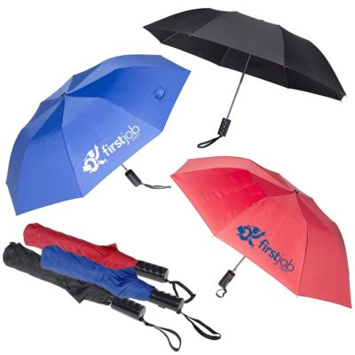 "Auto Open Folding Umbrella (42"")"
