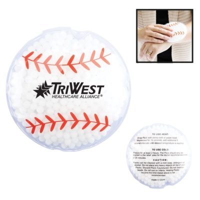 Baseball Hot/Cold Gel Pack