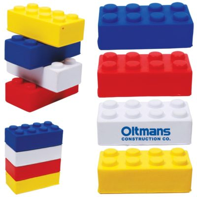 Building Block Stress Reliever