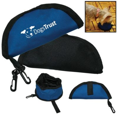Collapsible Travel Pet Bowl