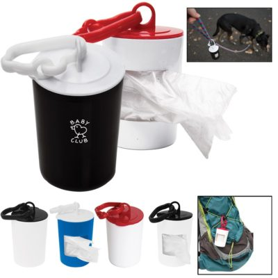 Diaper & Pet Waste Disposal Bag Dispenser