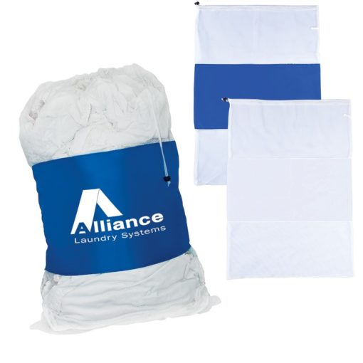 Duo Mesh/Polyester Laundry Bag