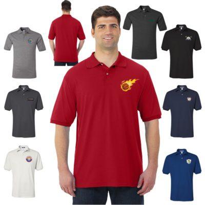 Jerzees® Spotshield™ Jersey Sport Shirt