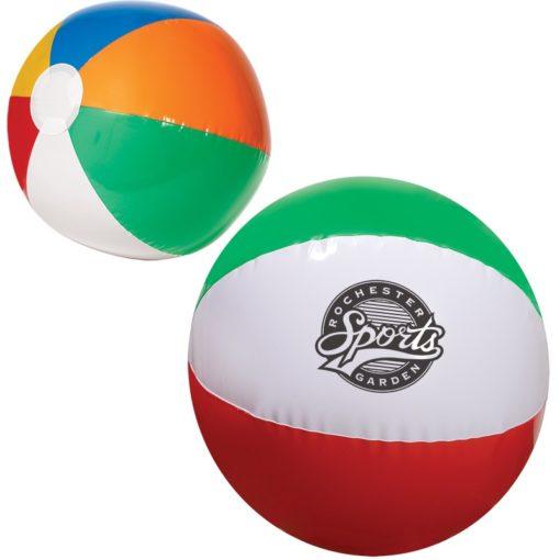 """Multi-Colored Beach Ball (16"""")"""
