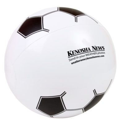 "Soccer Ball Beach Ball (14"")"