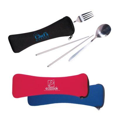 Travel Cutlery Set