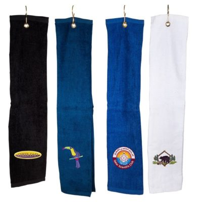 "Tri-Fold Golf Towel (16""x25"")"