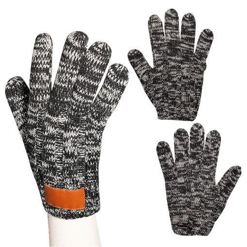 Leeman™ Heathered Knit Gloves