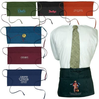 Waiter's Apron (Dark Colors)