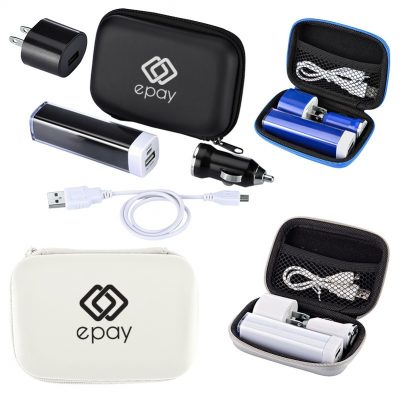 3-in-1 Mobile Charging Set