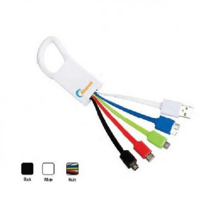 4-in-1 Octopus Charging Cable (Micro