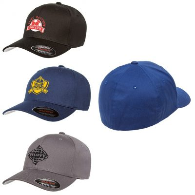 Adult Flexfit® Value Cotton Twill Cap