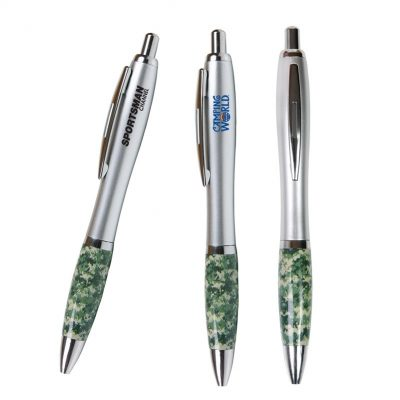 Emissary Click Pen (Camouflage/Military Theme)