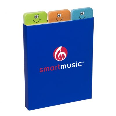 Emoti™ Three Message Sticky Pad Set