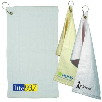 "Fingertip Towel (11"" x 18"") (Light Colors)"