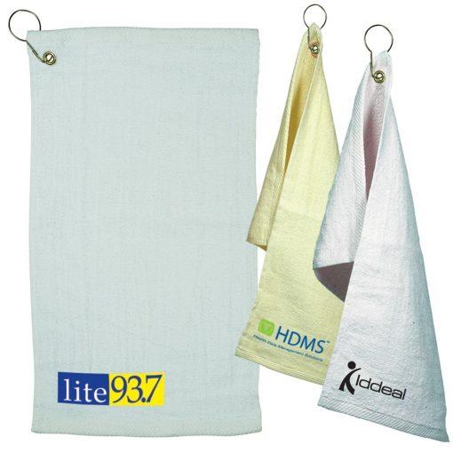 "Fingertip Towel (11"" x 18"") (Light Colors)"