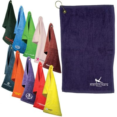 Fingertip Towel (11x18) (Dark Colors)
