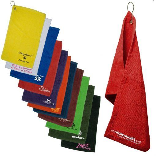 "Hand Towel (16"" x 25"") (Dark Colors)"