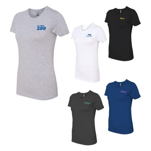 Ladies 4.3 Oz. Next Level™ Fitted Boyfriend T-Shirt