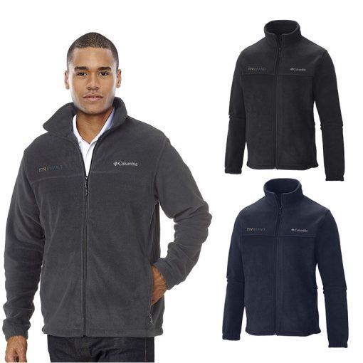 Men's Columbia® Steens Mountain™ Full Zip Fleece Sweater