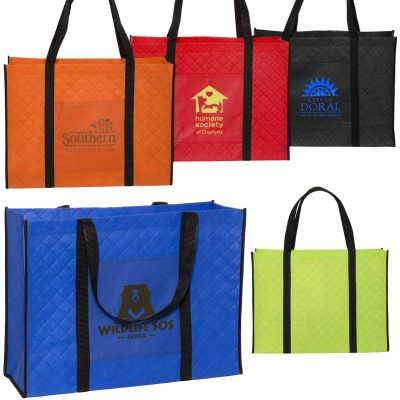 Non-Woven Quilted Tote