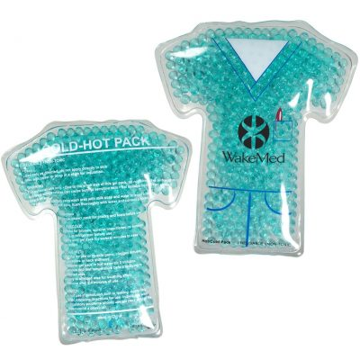Nurse Shape Hot/Cold Gel Pack