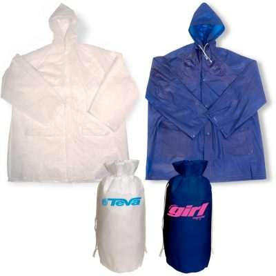 Rain Slicker-In-A-Bag