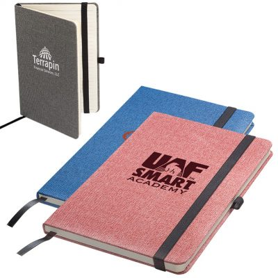 Strand™ Snow Canvas Bound Journal