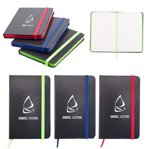 """Two-Tone Comfort Touch Bound Journal (3""""x6"""")"""