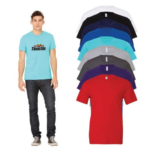 Unisex Bella+Canvas® Jersey Short Sleeve Tee