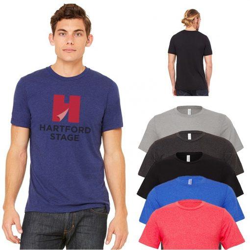 Unisex Bella+Canvas® Tri-Blend Short Sleeve T-Shirt